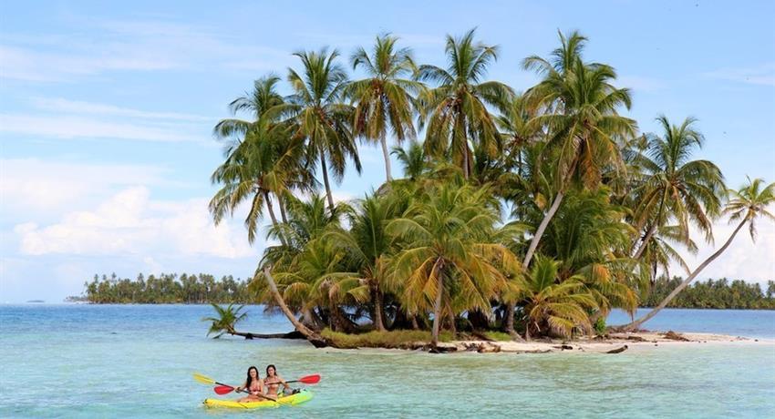 SAILINGTOURINSANBLASFROMPANAMA5, 3 Day 3 Night Sailing Tour In San Blas From Panama City By Plane