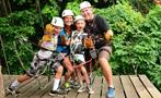 Family, 3-Hour Canopy Tour at Los Sueños