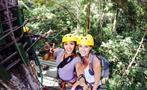 Selfie, 3-Hour Canopy Tour at Los Sueños