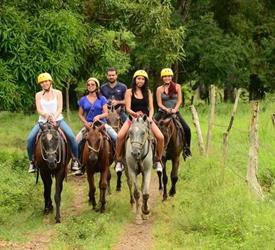 Paseo a Caballo de 3 Horas en Los Sueños, Tours De Aventura en Jaco, Costa Rica