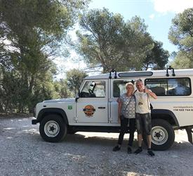 4X4 Adventure in Valle del Guadalhore, Adventure Tours in Spain