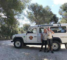 4X4 Adventure in Valle del Guadalhore