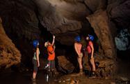 Cave01, 4 Horas de Exploración de Cuevas