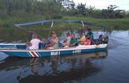 Boat, 7-Hour Tour Cahuita National Park