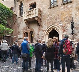 A Shakespeare Story in Verona