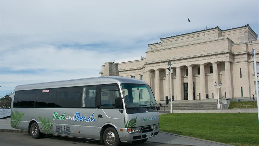 bus tiqy, A Taste of Auckland