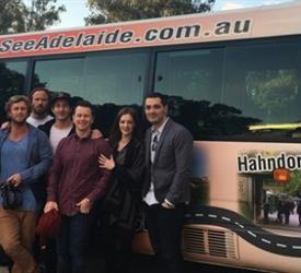 Adelaide City and Hahndorf Half Day Morning Tours