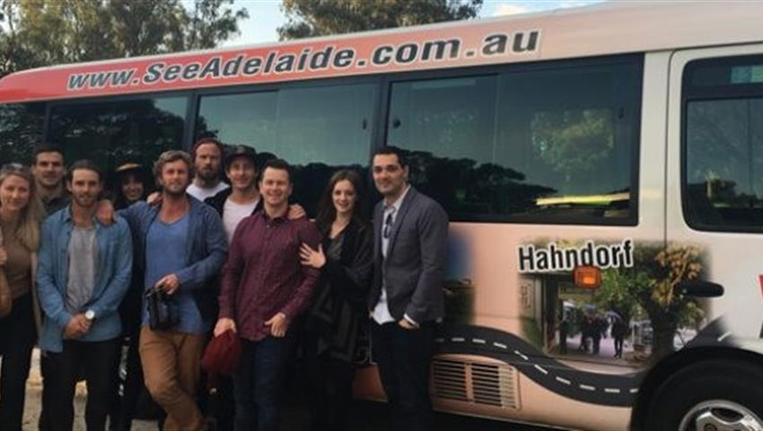 Adelaide City and Hahndorf Half Day Morning bus, Adelaide City and Hahndorf Half Day Morning Tours