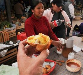 Street Food Tour, City Tours in Quetzaltenango, Guatemala