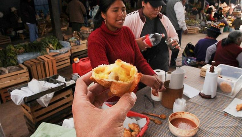 1, Street Food Tour