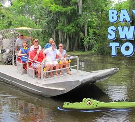 Airboat Tour, Adventure Tours in United States