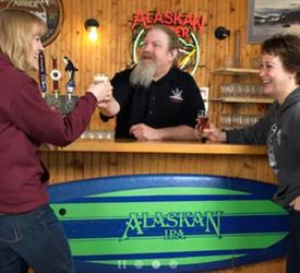 Alaskan Brewery and Tasting Tour