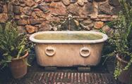 acient roman bath - tiqy, Alcazaba Walking Tour
