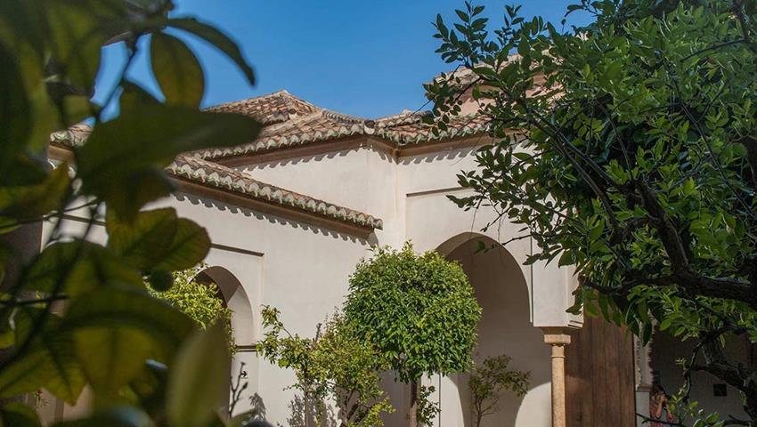 view of the alcazaba - tiqy, Alcazaba Walking Tour
