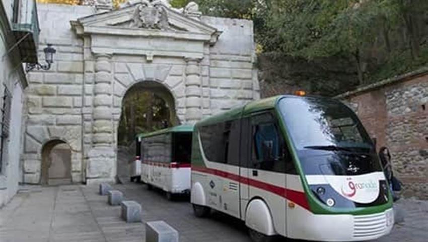 Granada City Tour Tren, Granada Panoramic Train