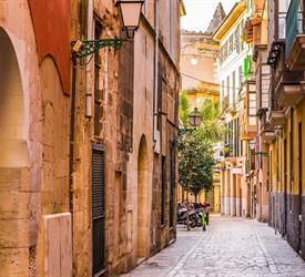 All in One: Palma de Mallorca, Walking Tours in Spain