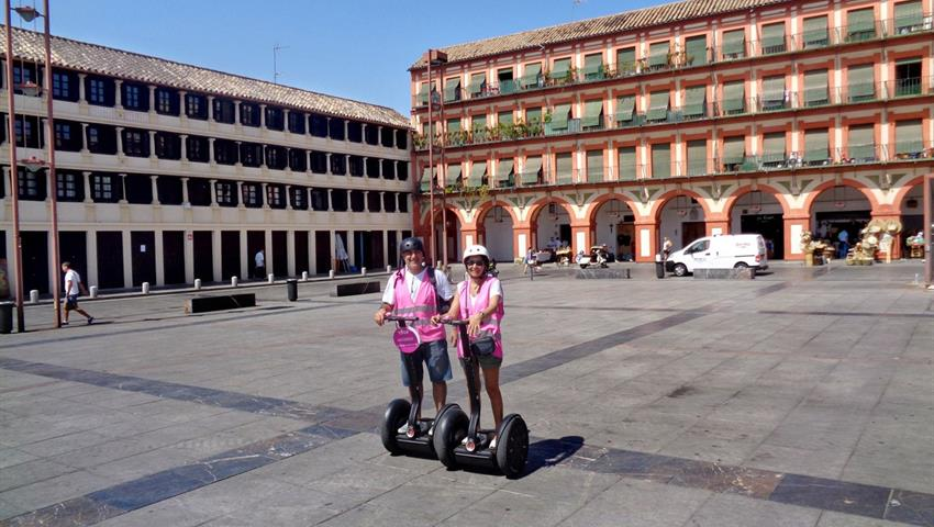 Happy Couple Doing the Segway Tour - Tiqy, All Segway
