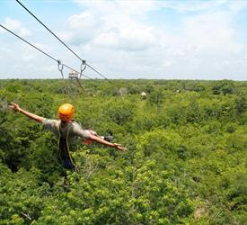 Tulum Maya Jungle, Adventure Tours in Mexico