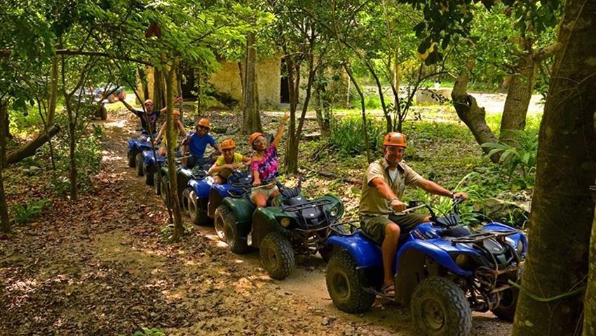 alltournative tulum maya boggies, Tulum Maya Jungle