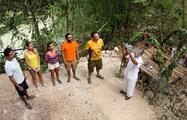 alltournative tulum maya ceremony by shaman, Tulum Maya Jungle