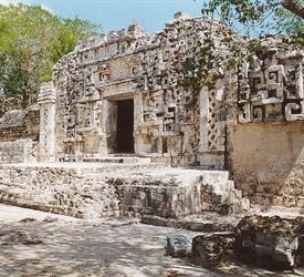 Chenes Route from Campeche