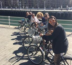 Alternative Bilbao Bike Tour, Bike Tours in Spain