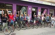 Malaga bike tours and rentals dutch ladies, Alternative Malaga Route