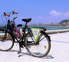 Alternative Malaga Route