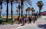 Malaga Bike Tours and Rentals Plaza, Alternative Malaga Route