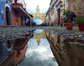 Antigua Guatemala Half Day