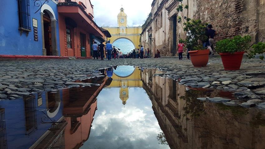Antigua Guatemala Half Day tour, Antigua Guatemala Half Day