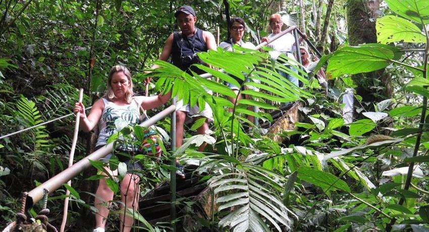 Ladder Wild Panama Anton Valley, Anton Valley Full Day Tour From Beach Hotels