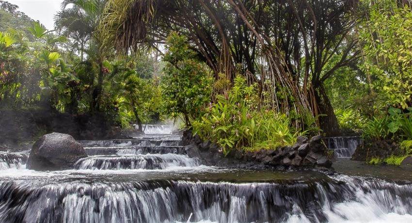 Hot sprinngs, Arenal Volcano Full Day Tour