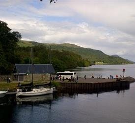 Around Lake Ness, Loch Ness Tours in Scotland