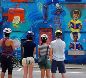 Atlanta's Journey for Civil Rights Bike Tour