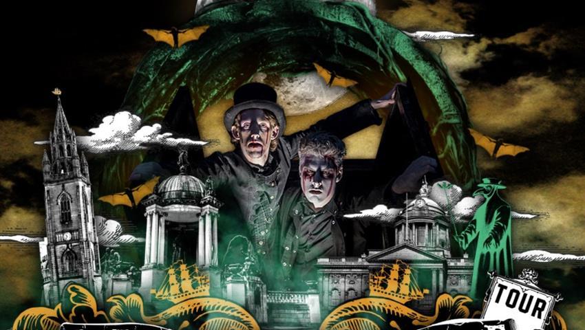 auld city, Auld City and The Dead House Tour