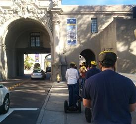 Balboa Park Tour, Tours On Wheels in United States