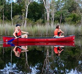 Bar-B-Canoe Tour