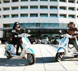 Barcelona GPS Experience, Tours On Wheels in Barcelona, Spain