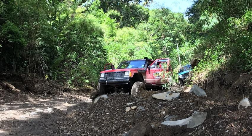 2, 4x4 Adventure in Baru Volcano