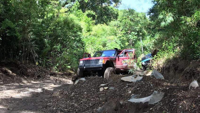 2, 4x4 Adventure in Baru Volcano