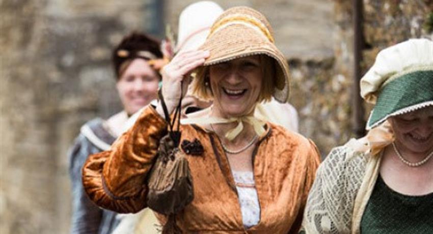 Bath Day Trip of Jane Austen-TIQY 6, Bath Day Trip of Jane Austen