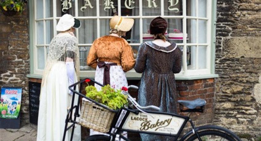 Bath Day Trip of Jane Austen-TIQY 4, Bath Day Trip of Jane Austen