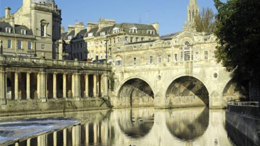 Bath Day Trip of Jane Austen-TIQY 9, Bath Day Trip of Jane Austen