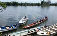 5, Pesca en Lago Bayano