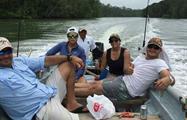 4, Pesca en Lago Bayano