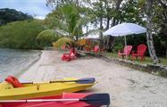Caribbean private island, Beach Day at Private Island