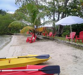 Beach Day at Private Island, Boat Tours in Panama