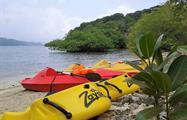 Zayaks private island, Beach Day at Private Island