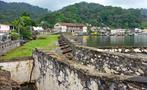 Portobelo ruins, Beach Day at Private Island